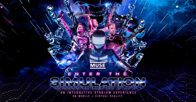 Muse, Enter the simulation
